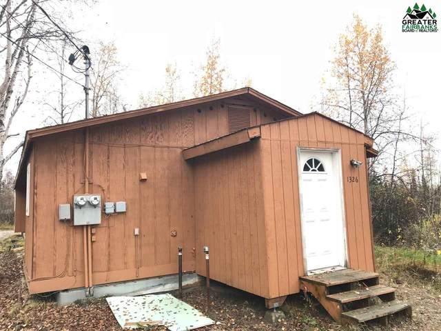 1326 Farmers Loop Road, Fairbanks, AK 99709 (MLS #143328) :: Madden Real Estate
