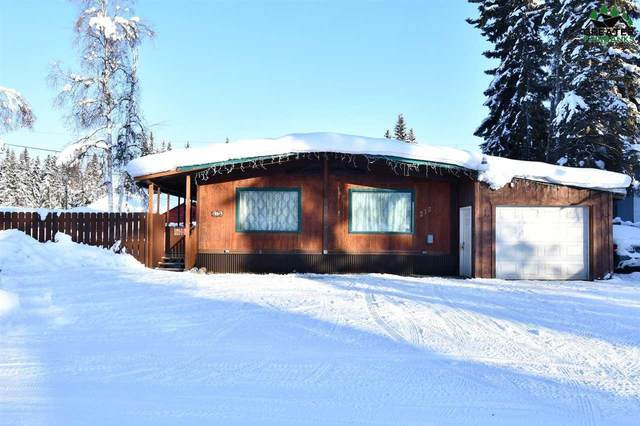 515 Wilcox Ave, Fairbanks, AK 99709 (MLS #143356) :: Powered By Lymburner Realty