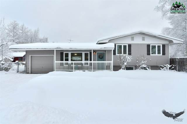 684 Manley Street, North Pole, AK 99705 (MLS #143376) :: Powered By Lymburner Realty