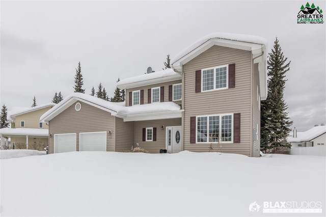 116 Chief Evan Drive, Fairbanks, AK 99709 (MLS #143383) :: Powered By Lymburner Realty