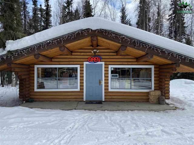 3055 College Road, Fairbanks, AK 99709 (MLS #143394) :: Madden Real Estate