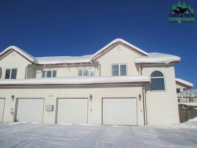 1524-C 28TH AVENUE, Fairbanks, AK 99701 (MLS #143411) :: Madden Real Estate