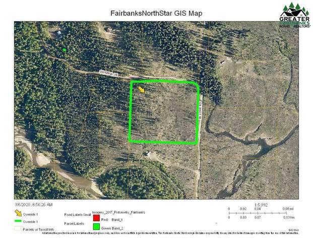 NHN West Fork Road, Fairbanks, AK 99712 (MLS #143413) :: Powered By Lymburner Realty