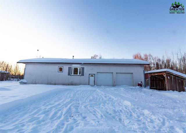 2973 Mile Parks Highway, Nenana, AK 99760 (MLS #143416) :: Powered By Lymburner Realty