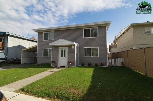 1425 Lathrop Street, Fairbanks, AK 99701 (MLS #143418) :: RE/MAX Associates of Fairbanks
