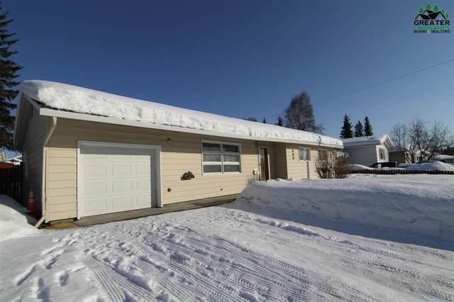 309 Bentley Drive, Fairbanks, AK 99701 (MLS #143428) :: RE/MAX Associates of Fairbanks