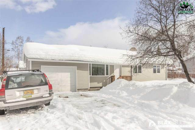 1149 Nenana Street, Fairbanks, AK 99709 (MLS #143431) :: Madden Real Estate