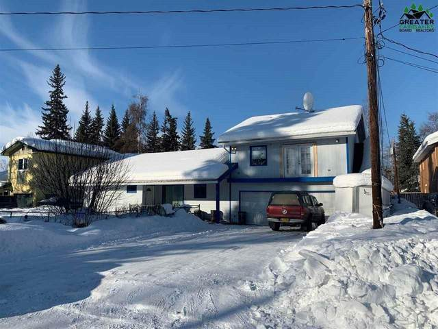 1724 Alaska Way, Fairbanks, AK 99709 (MLS #143432) :: Madden Real Estate