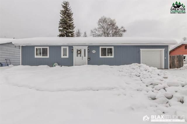 237 Bentley Drive, Fairbanks, AK 99701 (MLS #143451) :: Madden Real Estate