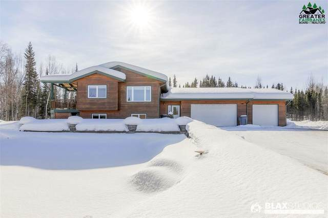 607 Yak Rd, Fairbanks, AK 99709 (MLS #143469) :: Madden Real Estate