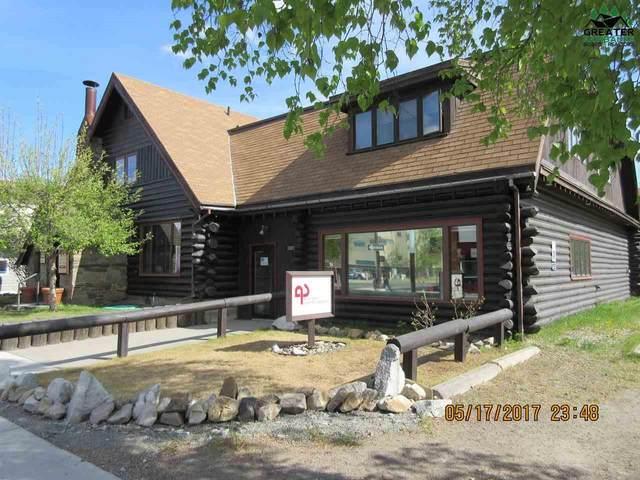 1003 Cushman Street, Fairbanks, AK 99701 (MLS #143617) :: Powered By Lymburner Realty
