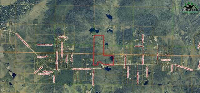 NHN Chena Hot Springs Road, Fairbanks, AK 99712 (MLS #143762) :: Powered By Lymburner Realty