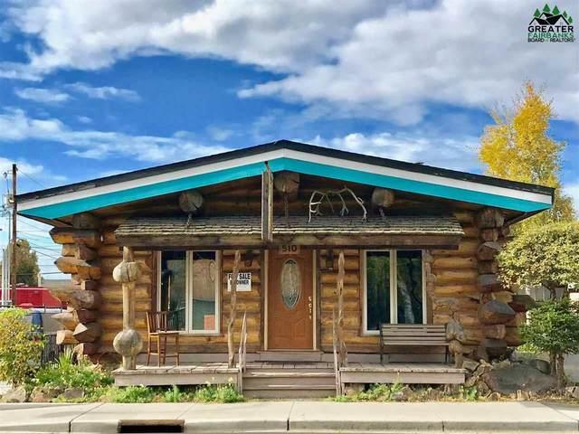 510 Noble Street, Fairbanks, AK 99701 (MLS #143775) :: RE/MAX Associates of Fairbanks