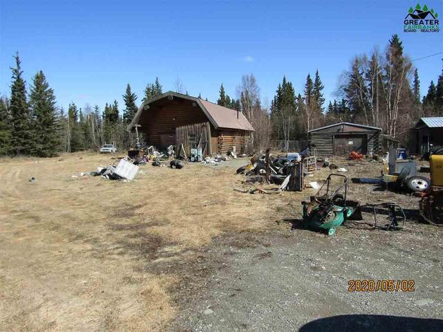 270 Mile Richardson Highway, Delta Junction, AK 99737 (MLS #143790) :: RE/MAX Associates of Fairbanks
