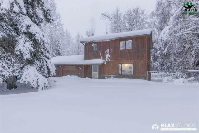 3155 Carl Street, North Pole, AK 99705 (MLS #143834) :: RE/MAX Associates of Fairbanks