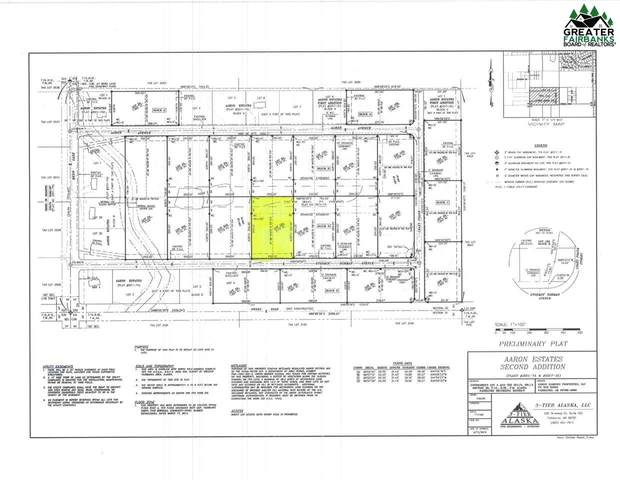 L22A BB Aaron Avenue, North Pole, AK 99705 (MLS #143860) :: RE/MAX Associates of Fairbanks