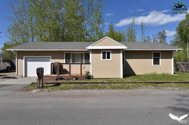736 16TH AVENUE, Fairbanks, AK 99701 (MLS #143874) :: Powered By Lymburner Realty