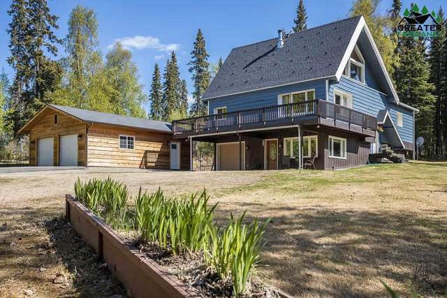 1714 Chena Ridge Road, Fairbanks, AK 99708 (MLS #143885) :: Powered By Lymburner Realty