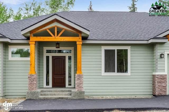 4125 Center Drive, Delta Junction, AK 99737 (MLS #143899) :: RE/MAX Associates of Fairbanks