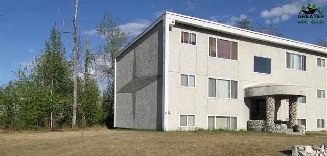 79-4 Slater Drive, Fairbanks, AK 99701 (MLS #143903) :: Powered By Lymburner Realty