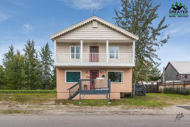 712 16TH AVENUE, Fairbanks, AK 99701 (MLS #143906) :: Powered By Lymburner Realty