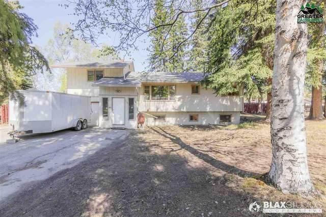3758 Mitchell Avenue, Fairbanks, AK 99709 (MLS #143922) :: RE/MAX Associates of Fairbanks