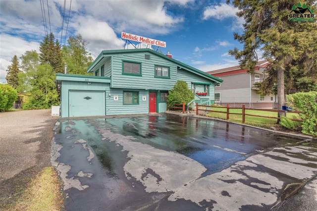 222 Front Street, Fairbanks, AK 99701 (MLS #143952) :: Powered By Lymburner Realty