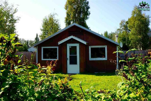1526 Mary Ann Street, Fairbanks, AK 99701 (MLS #143984) :: Powered By Lymburner Realty