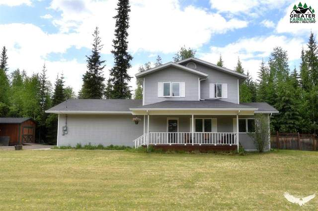 2332 Blue Sparkle, North Pole, AK 99705 (MLS #143986) :: Powered By Lymburner Realty