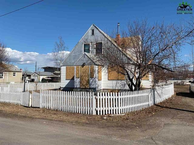 1421 Mary Ann Street, Fairbanks, AK 99701 (MLS #143988) :: Powered By Lymburner Realty