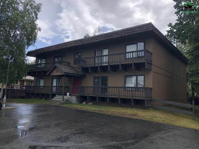 95 Glacier Avenue, Fairbanks, AK 99701 (MLS #144034) :: Powered By Lymburner Realty