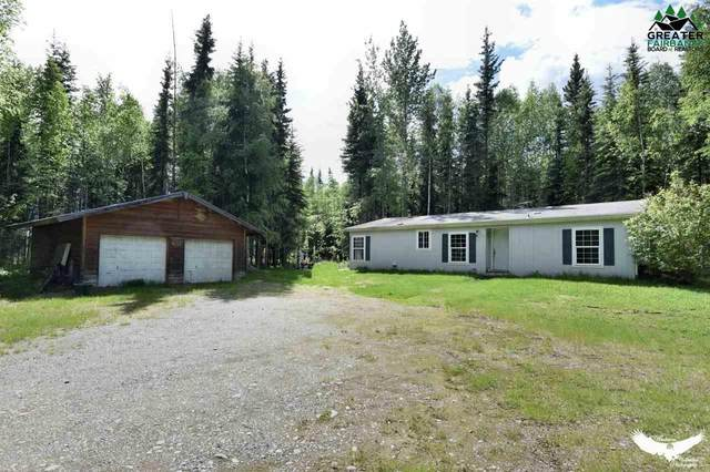 7015 Coldfoot Court, Salcha, AK 99714 (MLS #144170) :: Powered By Lymburner Realty
