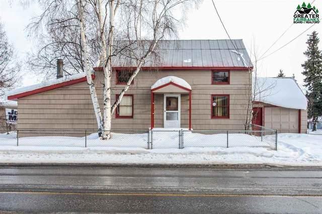 611 Cowles Street, Fairbanks, AK 99701 (MLS #144215) :: Powered By Lymburner Realty