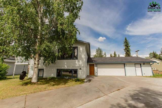 5122 Chilkoot Drive, Fairbanks, AK 99709 (MLS #144268) :: Powered By Lymburner Realty