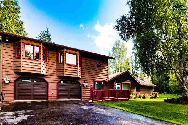 1948 Persinger Drive, North Pole, AK 99705 (MLS #144369) :: Powered By Lymburner Realty