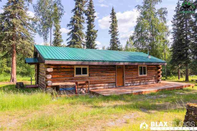 7170 Johnson Road, Salcha, AK 99714 (MLS #144450) :: RE/MAX Associates of Fairbanks