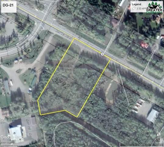 L80 Alaska Highway, Delta Junction, AK 99737 (MLS #144509) :: RE/MAX Associates of Fairbanks