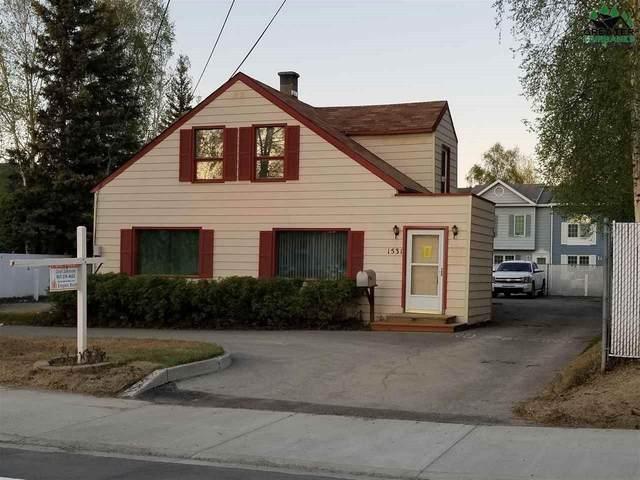 1531 Gillam Way, Fairbanks, AK 99701 (MLS #144521) :: RE/MAX Associates of Fairbanks