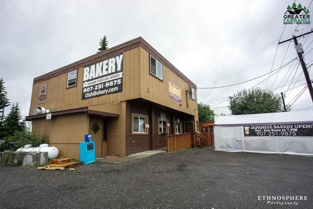 206 Driveway Street, Fairbanks, AK 99701 (MLS #144547) :: Powered By Lymburner Realty