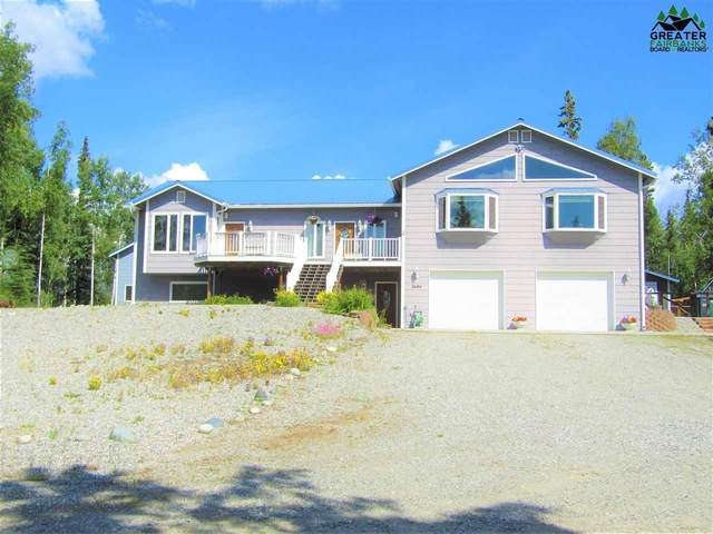 3484 Sunset Drive, Delta Junction, AK 99737 (MLS #144562) :: Powered By Lymburner Realty