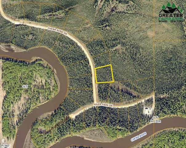 LOT 31 Chena Bend Drive, Fairbanks, AK 99705 (MLS #144574) :: RE/MAX Associates of Fairbanks