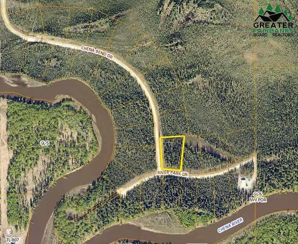 LOT 32 Chena Bend Drive, Fairbanks, AK 99705 (MLS #144575) :: RE/MAX Associates of Fairbanks