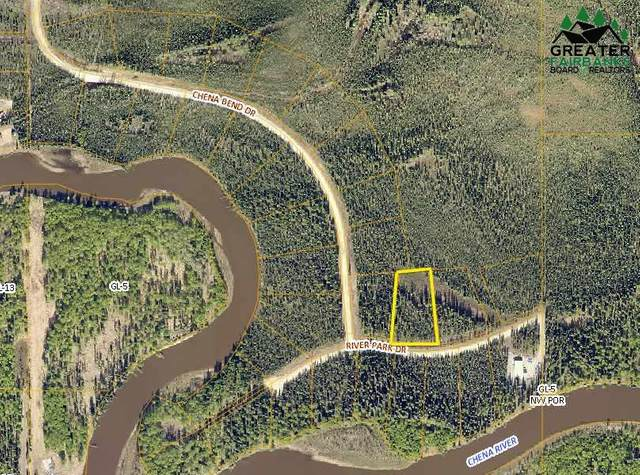 LOT 33 River Park Drive, Fairbanks, AK 99705 (MLS #144576) :: RE/MAX Associates of Fairbanks