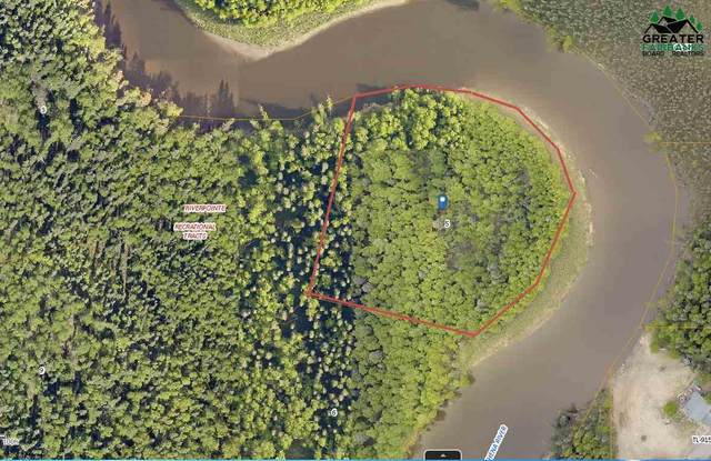 Lot 5 Chena River, North Pole, AK 99705 (MLS #144598) :: Powered By Lymburner Realty