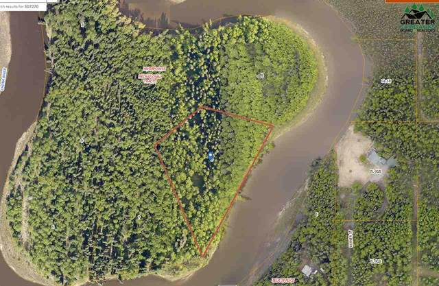 Lot 6 Chena River, North Pole, AK 99705 (MLS #144599) :: RE/MAX Associates of Fairbanks