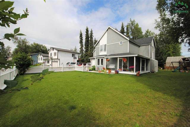 446 Carlton Drive, Fairbanks, AK 99701 (MLS #144626) :: RE/MAX Associates of Fairbanks