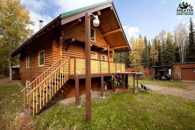 345 Grange Hall Road, Fairbanks, AK 99712 (MLS #144645) :: Powered By Lymburner Realty