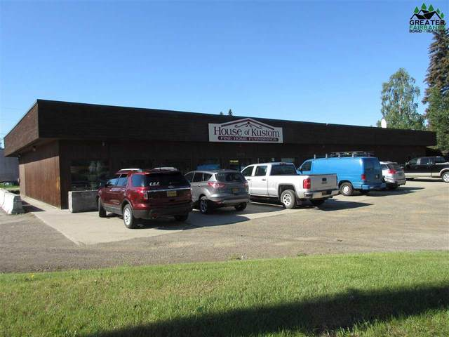 1201 College Road, Fairbanks, AK 99701 (MLS #144648) :: RE/MAX Associates of Fairbanks