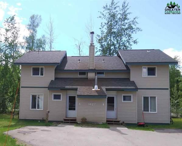 1427 Kent Court, Fairbanks, AK 99709 (MLS #144669) :: Powered By Lymburner Realty