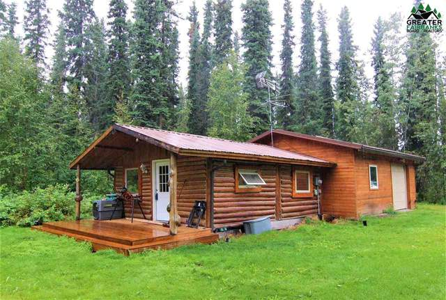 5819 Old Valdez Trail, Salcha, AK 99714 (MLS #144704) :: RE/MAX Associates of Fairbanks